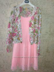 Классное платьице H&M 146 рост со скидкой или в подарок