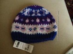 Benetton новая зимняя шапка
