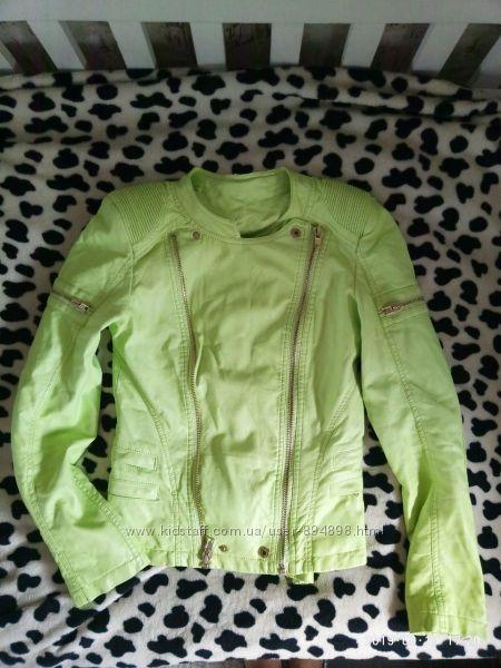 Куртка косуха эко-кожа размер S
