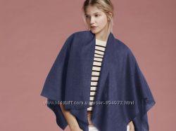 Стильная накидка , платок пончо   Esmara