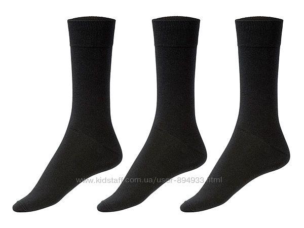 Набор мужских носков 3 пары Livergy. германия р 39 - 42, 43 - 46