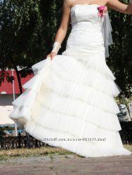 Slanovskiy Срочно продам  весільну сукню дизайну Slanovskiy відам за 2700гр