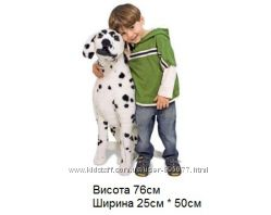 Melissa&Doug Большая мягкая игрушка собака Далматинец