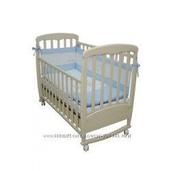 Продам детскую кроватку от Верес, матрас