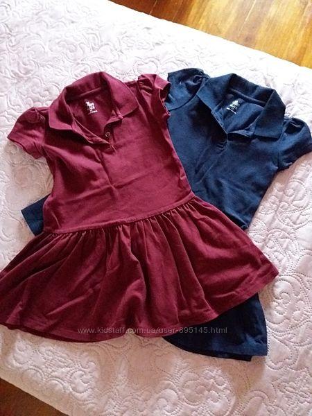 Продаю платья-поло от children place 3т