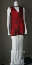 Шикарная блуза туника шелк от Ilaria Nistri оригинал 1я линия