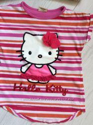 футболки девочке 5-7 лет