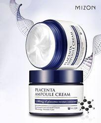 Крем с плацентарным протеином Mizon Placenta Ampoule Cream 50мл