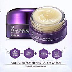 Коллагеновый крем для кожи вокруг глаз Mizon Collagen Power Firming Eye Cre
