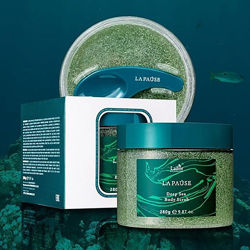 Скраб для тела с морской солью Lador La-Pause Deep Sea Body Scrub 280 гр