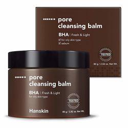 Очищающий бальзам для жирной кожи HANSKIN Clensing Balm BHA  Oily Skin