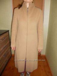 Пальто кашемир 44-46 размер.