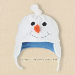 Шапочка-снеговик Place