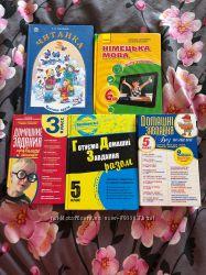 Учебники для 3-5-6-7 класса гдз решебник
