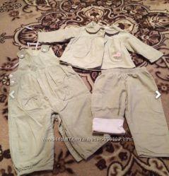 Комплекты, джинсы, комбинезон, спортивный костюм, пиджак