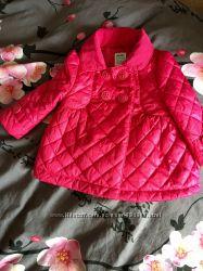 Куртка пальто стёганая 1-2. 5 годика