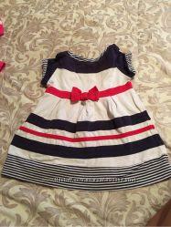 Платья сарафан 1-2 годика