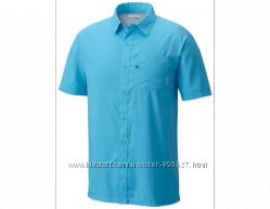 Мужские летние рубашки COLUMBIA  Оригинал Лучшая ценаРазные размеры