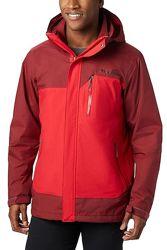 Теплая зимняя куртка Columbia Summit Crest II Interchange . Супер цена