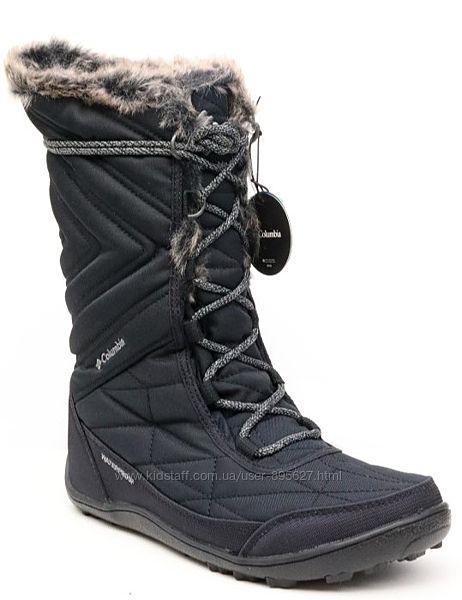 Зимние теплые сапоги Columbia Womens Minx Mid III Omni-Heat Boot