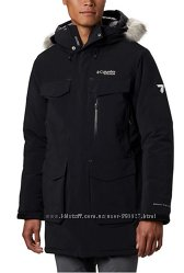 Очень теплая зимняя куртка COLUMBIA Titan Pass 780 TurboDown Parka