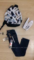 Брендовые джинсы LTB новые синие
