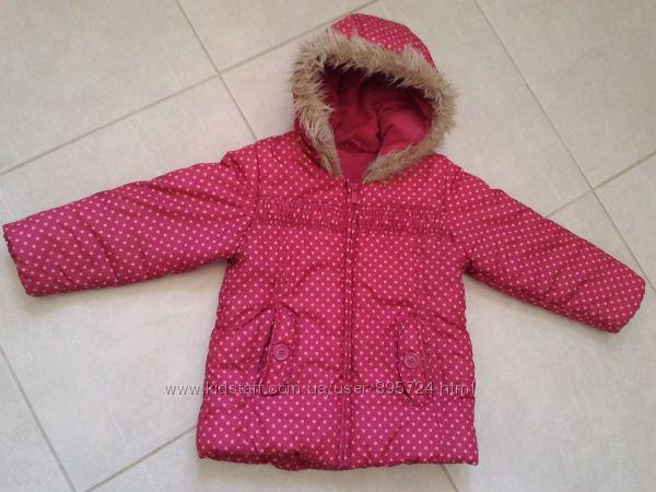 Куртка Mothercare, 110р.