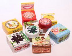 Тайская зубная паста 5грамм