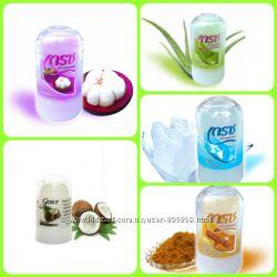 Натуральный соляной дезодорант кристалл. Таиланд. Оптом и в розницу