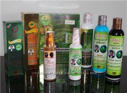 Серия тайских средств от выпадения волос Jinda в наличии