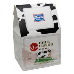 Питательный молочный крем для лица с Q10 Milk Cream 7 in 1 Yoko