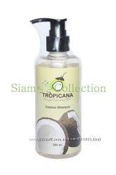 Шампунь с кокосовым маслом Тропикана Tropicana coconut shampoo