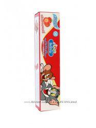 Тайская детская зубная паста Кодомо. Kodomo Lion Xylitol Plus Special Tooth