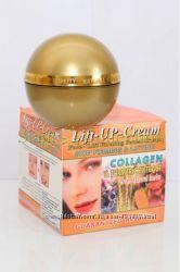 LIFT-UP крем для лица с коллагеном и экстрактом куркумы
