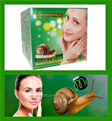 Улиточный крем с коллагеном и эластином  Snail Cream with collagen and elas