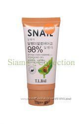 Увлажняющий BB крем с муцином улитки и алоэ. Snail&Aloe 98 BB Cream