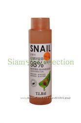 Улиточный тоник-сыворотка с муцином улитки и алоэ Aloe&Snail 98