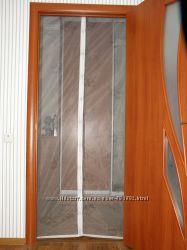 Антимоскитные сетки шторы на магнитах дверные НЕ КИТАЙ