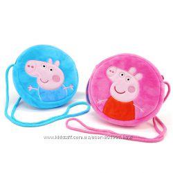 Детская сумочка Свинка Пеппа розовый