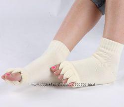 Теплые носки для педикюра, педикюрные носочки