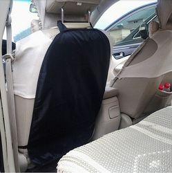 Защитный чехол на спинку переднего сиденья в авто