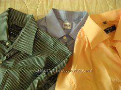 Рубашки фирменные мужские