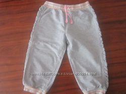 Трикотажные штанишки для малышки