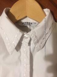 Школьная блузка для девочки 116-134