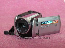 Видеокамера Panasonic SDR-H250EE 3 матрицы, HDD, Leica