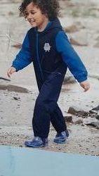 Шикарный детский комбинезон на флисе от дождя и не погоды от Impidimpi,62-8