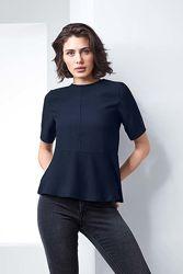 Стильная элегантная блуза, блузка от тсм Tchibo Чибо, Германия, от 42 до 54