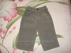 Вельветовые штанишки Next в отличном состоянии