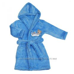 Халаты детские банные 98 - 128 для мальчиков и девочек
