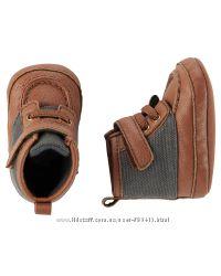 Ботинки-пинетки Carters 9-12м